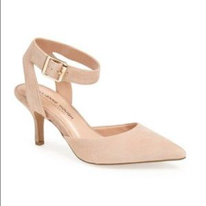 Julianne Hough for Sole Society Olyvia Blush Heels